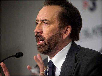 Nicolas Cage negocia interpretarse a sí mismo en una extraña metapelícula