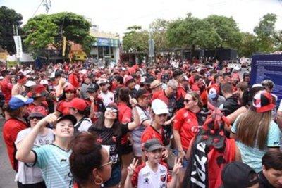 Copa Sudamericana tuvo un impacto de unos 7,2 millones de dólares para Paraguay