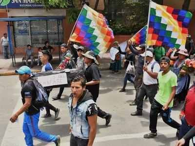 El MAS de Evo Morales convoca sesión parlamentaria para nuevos comicios