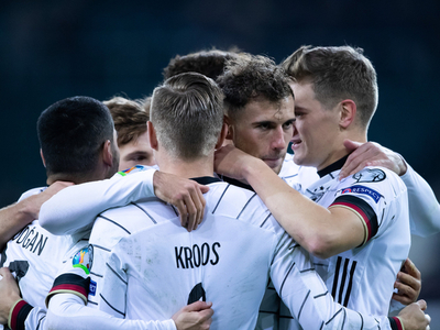 Alemania firma su pase a la Eurocopa 2020