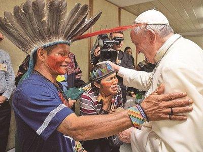 """Sínodo de  Amazonia marcará el inicio de  """"sacerdotes casados"""""""