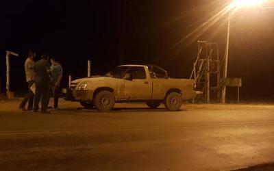 Asaltan y asesinan a un Comisario en el Chaco