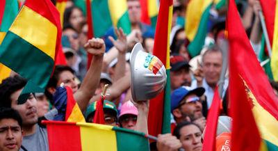 Escasez de combustibles y alimentos comienza a extenderse en ciudades bolivianas
