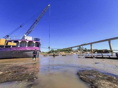 Restos del buque vapor Paraguarí serán rescatados » Ñanduti