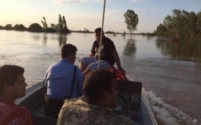 Dos jóvenes continúan desaparecidos en aguas del río Paraguay