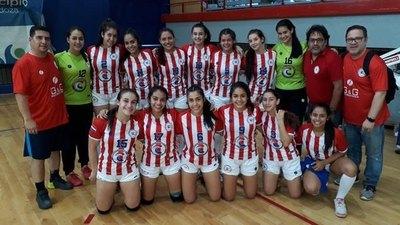 Paraguay reta a Brasil por el titulo Sudamericano Sub 16