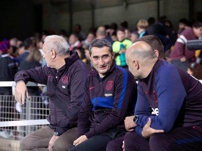"""""""Valverde dirá si ésta va a ser su última temporada"""""""