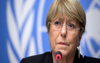 """Bachelet advierte que la situación en Bolivia puede """"salirse de control"""""""