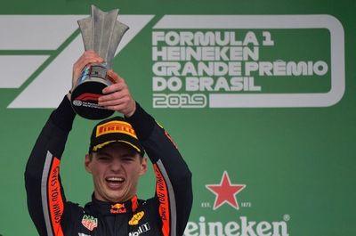 Verstappen gana el GP de Brasil