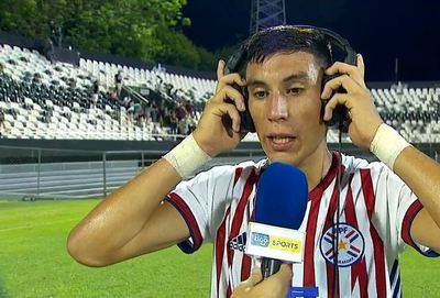 Enzo Giménez manifestó su emoción por vestir la camiseta albirroja