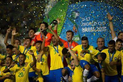 Brasil conquista en casa cuarto título mundial sub′17 y México es subcampeón
