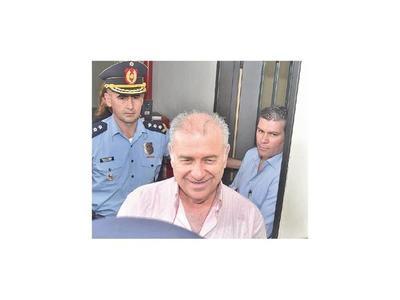 Defensa de Ramón González Daher apelará hoy la prisión