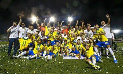 Brasil logra el tetracampeonato