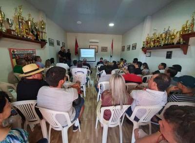 Minga Guazú concesionaría predio por 10 años para proyecto recreativo