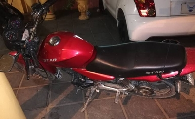 HOY / Le robaron su moto y con GPS la recuperó, pero desarmada