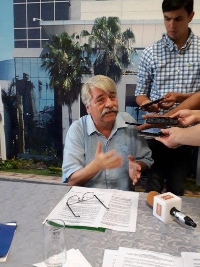 """Canese: """"Parlasur fue el primer organismo en pronunciarse contra el golpe en Bolivia"""""""