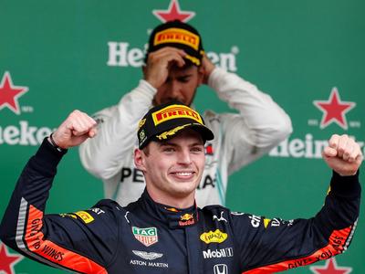 Verstappen se queda con el Gran Premio de Brasil