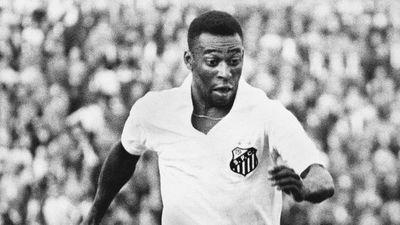 Los nervios de Pelé segundos antes de marcar su gol mil