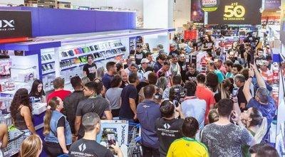 Black Friday dejó US$ 300 millones en comercios de CDE. Hay plata para aguinaldo y proveedores