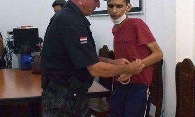 Condenan a 6 años de prisión a hombre que atentó contra la vida de su padrastro