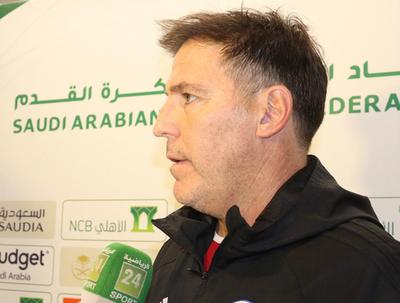 Berizzo quiere repetir el buen rendimiento ante Arabia Saudita