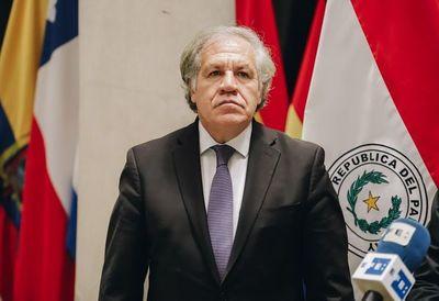 """Paraguay, """"determinante"""" en salida de Morales, admite secretario general de OEA"""