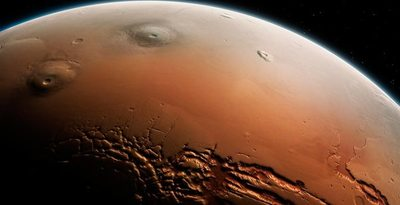 China prepara su aterrizaje en Marte tras llegar a la cara oculta de la Luna