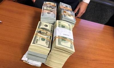 HOY / Declaró solo US$ 100.000 pero tenía más del triple en la maleta: detienen a pasajero en el Silvio Pettirossi
