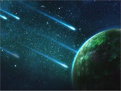 Azúcares importantes para la vida están presentes en los meteoritos