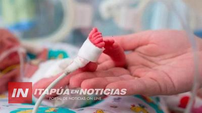 SALUD CONMEMORA SEMANA DEL PREMATURO
