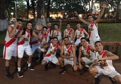 Concepción clasifica al cuadrangular final del nacional de básquet