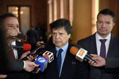 Euclides Acevedo advierte que muerte del comisario no quedará impune