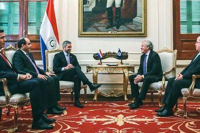 Paraguay ratificó ante OEA compromiso con la democracia