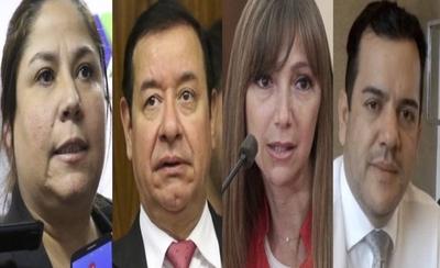 HOY / Exponentes del oficialismo siguen sin rendir cuentas ante la Justicia
