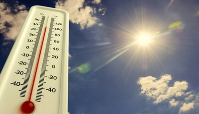 Extremo calor en el país para los próximos días