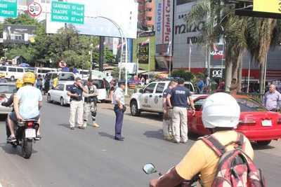 Arrancó ayer operativo contra el crimen organizado en triple frontera
