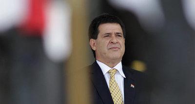 Brasil emite orden de prisión a Horacio Cartes por el caso Lava Jato