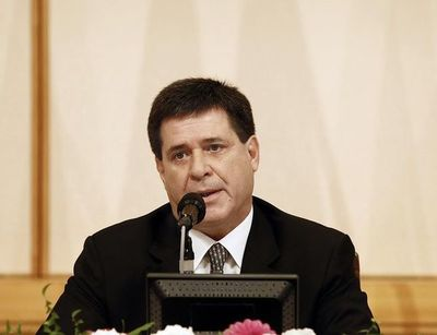 Emiten orden de captura contra Horacio Cartes en Brasil