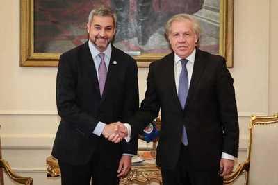 OEA reconoce rol del Paraguay en defensa de la democracia