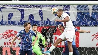 HOY / Venezuela golea a Japón de la mano de Rondón