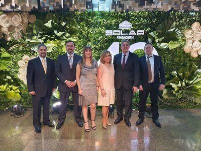 Financiera Solar celebró sus 40 años