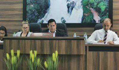 Brizuela seguirá como presidente de la Junta en el 2020