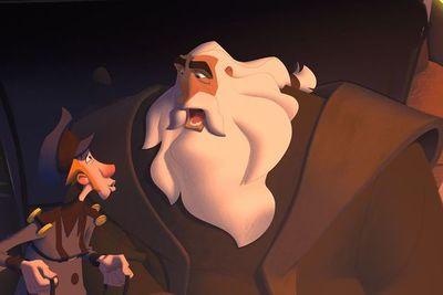 """""""Klaus"""", dibujo a mano y artesano en la primera película de animación de Netflix"""