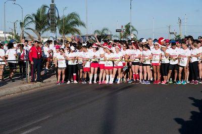 """Correrán por """"Una Navidad sin violencia"""" en Ñu Guasu"""
