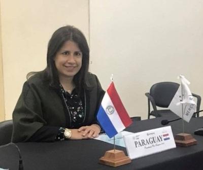 Alejandra Peralta renuncia a su cargo de viceministra de Justicia
