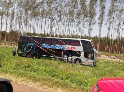 Grave accidente en Paraguarí