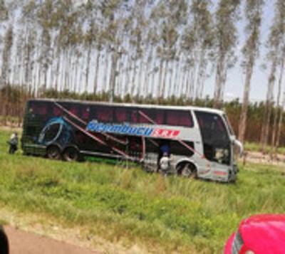 Accidente de tránsito en Paraguarí