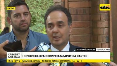 """Honor Colorado """"imbaretéma"""" oñomongeta rire itendota ndive"""