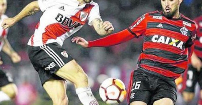 "Flamengo y River ya ""liman"" la final"