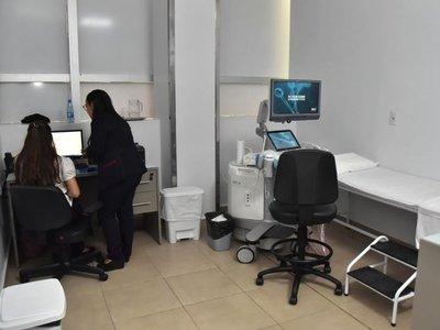 Centro de Diagnósticos tercerizado ya opera en  Hospital  Ingavi del IPS